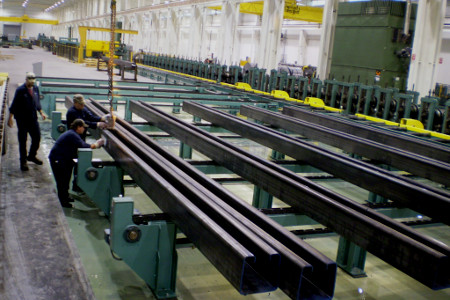 >Heavy Gauge Roll Forming Lines