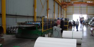 PANEL ROLL FORMING LINES